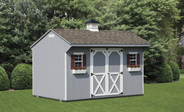 Amish Storage Shed Builders | Dutch Barns, Mini Barns, & Storage Barns