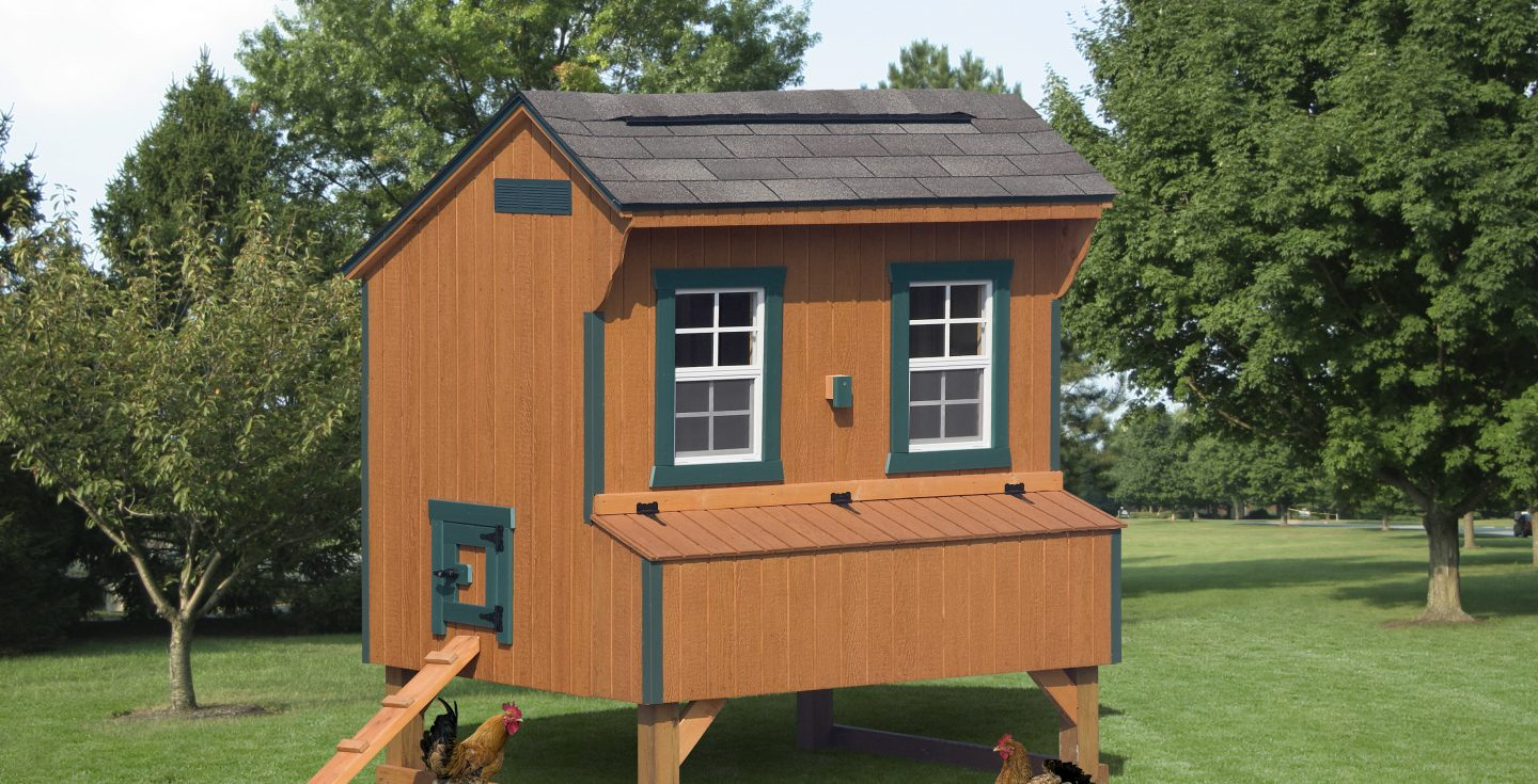 Wooden Chicken Coops Custom Chicken House For Your Home