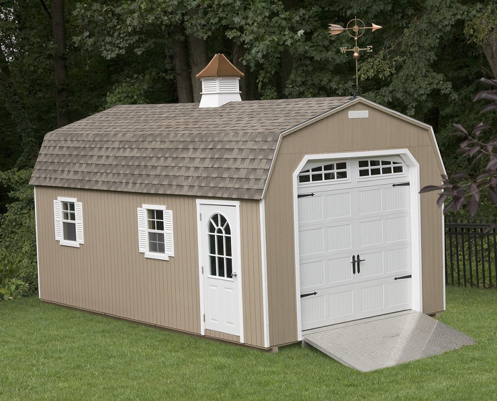 Dutch Garage – Wood