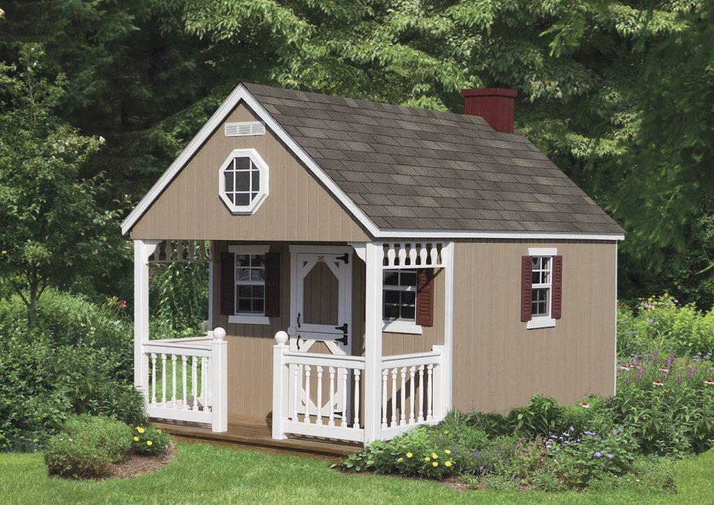 Backyard Cabin – Wood