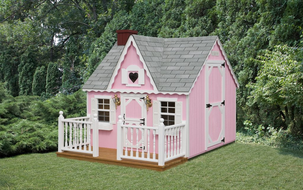 Victorian Playhouse – Vinyl