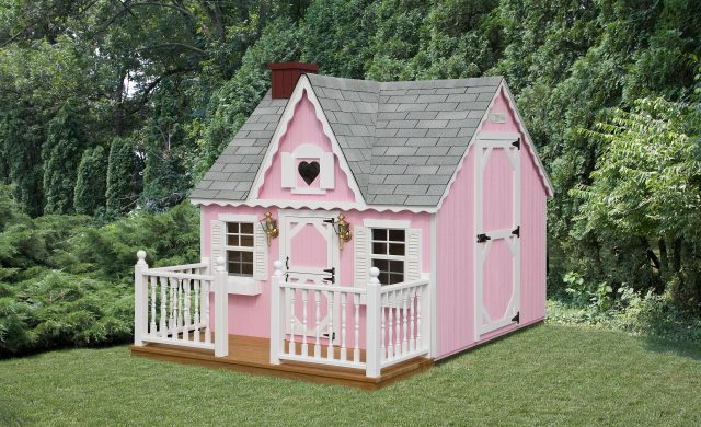 Victorian Playhouses